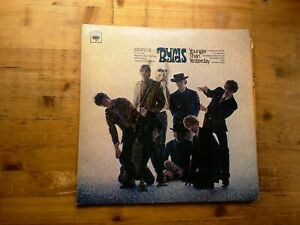 The Byrds Younger Than Yesterday A2/B1 1st Press GOOD Vinyl LP Record CBS 62988