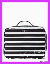 Kate Spade Handbag Travel  Cosmetic Bag Make Up Case Purse Hand Bag Jewel NWT