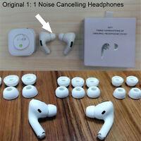 Silikon Noise-proof Ear Tips Bud Cover Für New Airpods Pro Kabellos Kopfhörer