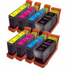 8 NON-OEM INK CARTRIDGE 100XL #100 LEXMARK Pinnacle Pro901 Platinum Pro905