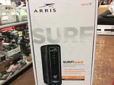 ARRIS SURFBoard DOCSIS 3.0 Cable Modem & WIFI Router SBG10 NEW (box Damaged)