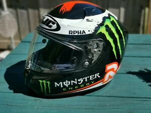 HJC RPHA 10 Plus Jorge Lorenzo Helmet Size L 58-59cm