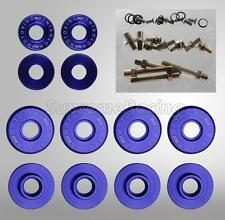 Blue B-Series Engine Valve Cover Washer & Bolt Kit For Civic CRX DelSol Integra