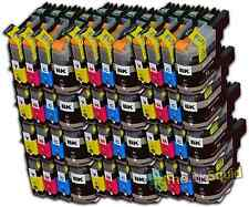 48 LC121 Ink Cartridges For Brother Printer DCP-J152W DCP-J552DW DCP-J752DW
