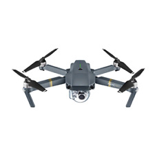 DJI Mavic Pro Drone w/ 12MP 4K Camera CP.PT.000500 - WiFi & 27min Flight