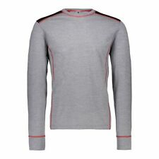 CMP Functional Shirt One Sweat Grey Breathable Warming Antibacterial