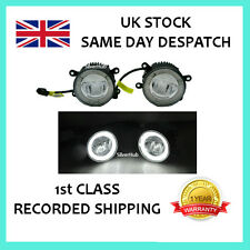 FOR SUBARU WRX BRZ LEGACY FORESTER LED DRL DAYTIME RUNNING LIGHTS FOG LAMP KIT