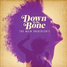 The  Main Ingredients [Digipak] * by Down to the Bone (CD, Jul-2011, Trippin 'n'