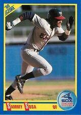 New listing 1990 Score Sammy Sosa #558 Baseball Card