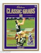 1999 Select Cadbury Classic Grabs (19) Anthony KOUTOUFIDES Carlton