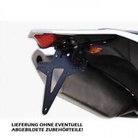 Kennzeichenhalter Heckumbau KTM 690 SMC Enduro R verstellbar tail tidy 2008-2013