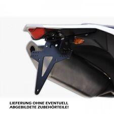 Kennzeichenhalter Heckumbau KTM 690 SMC Enduro R verstellbar tail tidy