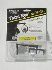 THIRD EYE Eyeglass Glasses Mirror Bike Bicycle Riding Cycling 3rd Black NEW!