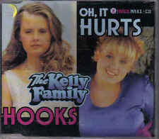 The Kelly Family- Hooks cd maxi single