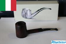 Pipa pipe Capitol Bruyere by Savinelli 310 senza filtro liscia scura tronchetto