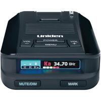 Uniden DFR9 Super Long Range Radar & Laser Detector w/ GPS for Red Light Cameras