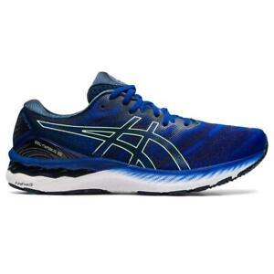 ASICS GEL NIMBUS 23 Scarpe Running Uomo Performance MONACO BLUE 1011B004 404