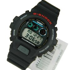 *NEW* CASIO MENS G SHOCK BLACK WATCH FLASH DW-6900-1VDR   RRP£99