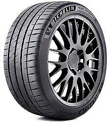 Michelin 225/40 R18 Pilot Sport 4 S (92Y) XL A Summer Tyre