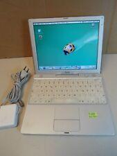 Apple iBook 700 MHz, FP 80gb, 640mb, 30,7cm (12,1 pollici) Laptop-m8861d/a (2002)