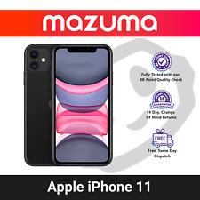 Apple iPhone 11 - 64GB - 128GB - 256GB - White/Black/Green/Yellow/Purple/Red
