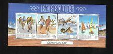 Barbados--#730a MNH--1988 Seoul Summer Olympics