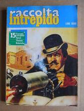 Raccolta INTREPIDO n°16 1982 - Arretrati del 1981   [D19]