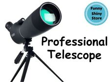 Professional Telescope Astronomer Zoom High Resolution Planet Watching Mobile