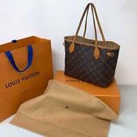 Louis Vuitton Neverfull PM Monogram Tote Speedy Alma Bag Purse AUTHENTIC in Box