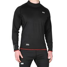 Oxford Warm Dry Motorcycle Bike High Neck Long Sleeve Thermal Top Base Layer 2xl
