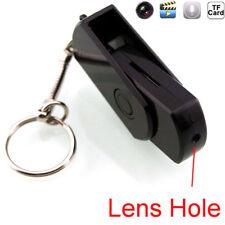 U Disk Video Digital Mini DV HD Microphone Camera Camcorder DVR USB Card Reader