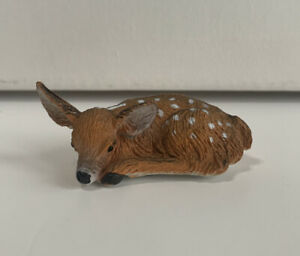 AAA ELC White Tailed Deer Fawn Wild Animal Figure Zoo Farm Forest Plastic Toy