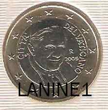 1 EURO OFFICIELLE BU VATICAN 2009