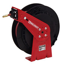 "REELCRAFT RT425-OLP  1/4"" x 25ft. 300 psi. for Air & Water service - with Hose"