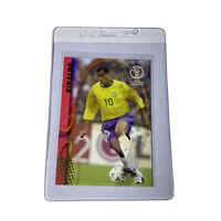 Rivaldo #36 Brazil Panini 2002 FIFA Korea Japan World Cup Card