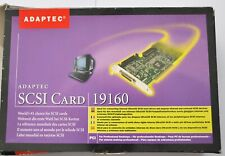 Adaptec ASC-19160 Fast/Ultra 3-Port 160MB SCSI Storage Controller Card PCI