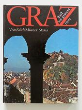 Edith Münzer Graz Stadt mit grünem Herz