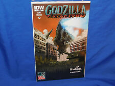 Godzilla Cataclysm #1 Hastings Exclusive Variant IDW VF/NM