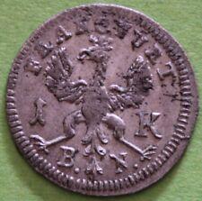 ALLEMAGNE FRANCFORT  1 KREUZER 1773 BN