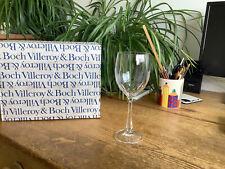 More details for box of 6 villeroy & boch crystal toscana large glasses 21.5cm