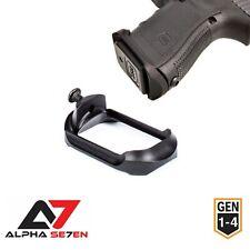 Alpha Se7en Compact Pro Aluminum Flared Magwell Glock 19/23/32/38 (Gen 1 2 3 4)