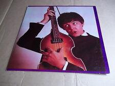 Paul McCartney - Suitable For Framing (1990) rare studio tracks LP Not Tmoq NM