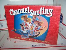 CHANNEL SURFING  GAME  BY MILTON BRADLEY 1994- NEW AND SEALED