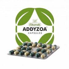 BUY 3 GET 1 FREE  Charak Addyzoa Herbal Capsules 20Cap Improves sexual desire se