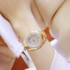 Fashion Luxury Diamond watches Women Crystal Rhinestone Quartz Watch Gold/Silver