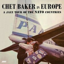 Chet Baker - Jazz Tour of the Nato Countries [New Vinyl] Ltd Ed, 180 Gram