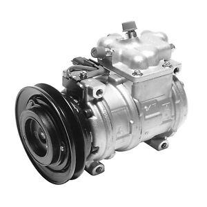 For Chrysler 300M Concorde LHS Dodge Intrepid V6 A/C Compressor and Clutch Denso