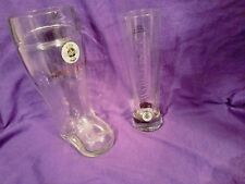 "WARSTEINER GERMAN BEER ""DAS BOOT"" 1L plus .3L FLUTE"
