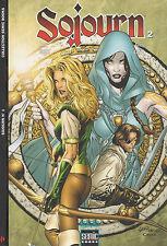 SOJOURN 1 et 2 Ron MARZ Greg LAND Collection Semic Books COMICS en français