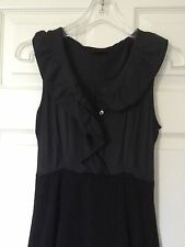 THEORY Black Dress, Size 2